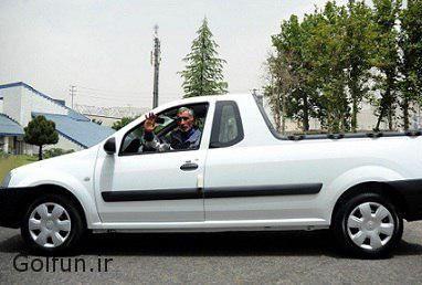 فیلم دیدار میرزا اقا صاحب عکس معروف با رییس جمهور + فیلم مصاحبه میرزا آقا