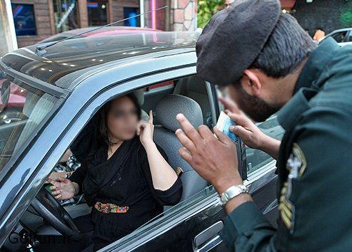 برخورد قانون با کشف حجاب و بدحجابی و روزه خواری در ایام رمضان ۹۶ + عکس زنان بدحجاب