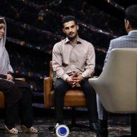 ماجرای محمد و نسترن در برنامه ماه عسل + فیلم لحظه آشتی محمد و نسترن