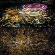 ایده دکور ماه عسل ۹۶ تصویر یک شهری که از فضا گرفته شده است + عکس