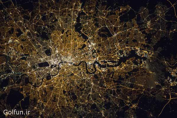 ایده ی دکور ماه عسل 96 تصویر یک شهری که از فضا گرفته شده است + عکس