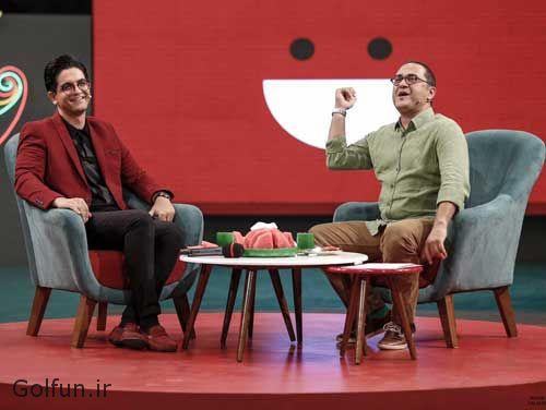 سینا شعبانخانی در برنامه خندوانه + بیوگرافی سینا شعبانخانی خواننده پاپ ایرانی