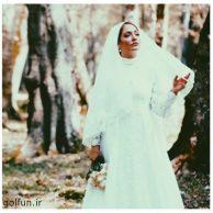 مدل لباس عروس ۲۰۱۷ مهناز افشار + مدل دسته گل ۲۰۱۷ مهناز افشار