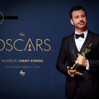 """جیمی کیمل مجری مراسم اسکار ۲۰۱۸ """"نودمین دوره جوایز اسکار"""" شد"""