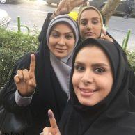 عکس های انتخابات ریاست جمهوری ۹۶ + نتایج نهایی انتخابات ۹۶