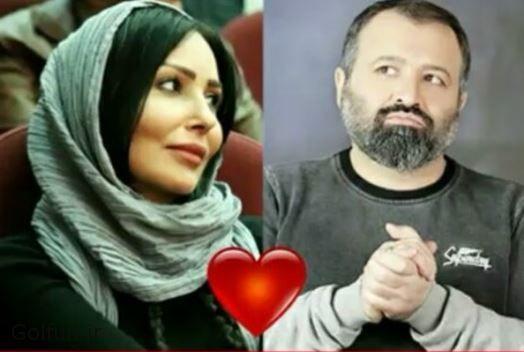 ماجرای خواستگاری علی صالحی از پرستو صالحی + فیلم خواستگاری در برنامه زنده