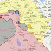 فیلم حمله موشکی سپاه پاسداران به داعش در پی حادثه تروریستی تهران