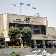 فیلم تیراندازی در فرودگاه مهرآباد + علت تیراندازی در فرودگاه مهرآباد تهران