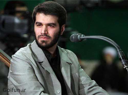 فیلم مداحی میثم مطیعی در نماز عید فطر تهران علیه برجام + متن شعر