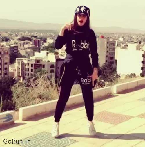 golfun.ir 179 - فیلم رقص شافل دختر تهرانی بنام صحرا افشاریان + تاریخچه رقص شافل