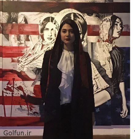 بیوگرافی درسا بختیار به همراه عکسهای اینستاگرام درسا بختیار بازیگر نقش ستاره