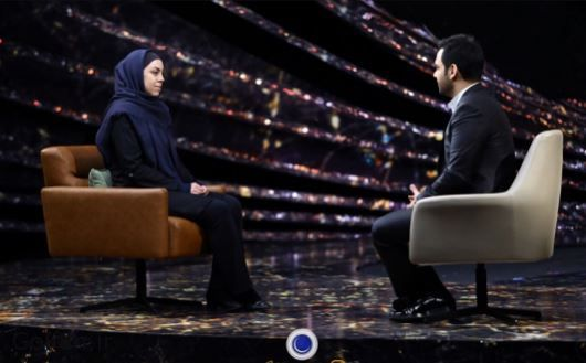 ماجرای داستان نرگس کلباسی در برنامه ماه عسل + بیوگرافی نرگس کلباسی