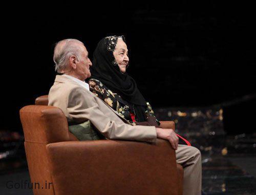 عکسی که محمد و فرنگیس پیرمرد و پیرزن مهمان ماه عسل با آن معروف شدند