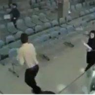 نخستین فیلم منتشر شده از فیلم دوربین مداربسته مجلس از حمله تروریستی داعش به مردم