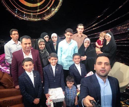 داستان عوض شدن سامان و محمدرضا مهمانان ماه عسل در بیمارستان