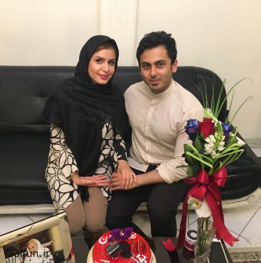 فیلم گریه نجمه جودکی به خاطر طلاق پدر و مادرش + بیوگرافی نجمه جودکی و همسرش