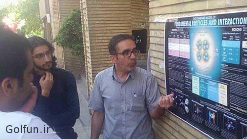 بیوگرافی قاسم اکسیری فرد استاد اخراج شده به دلیل صدای زنانه داشتن