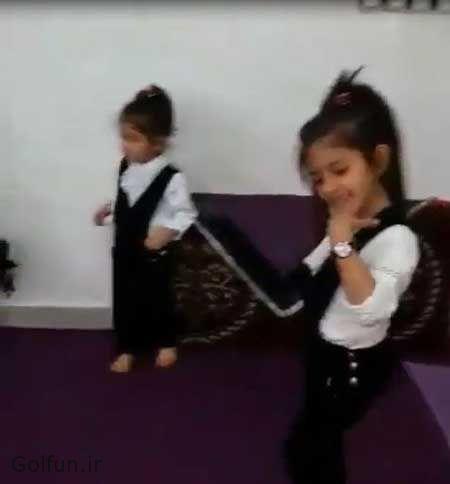 دانلود فیلم رقص آذری آتنا اصلانی دختر پارس آبادی قبل از به قتل رسیدن