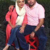 شاهد احمدلو ازدواج کرد + بیوگرافی و عکس شاهد احمدلو و همسرش