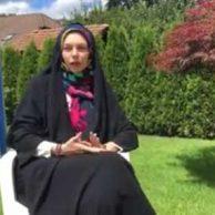 فیلم اولین واکنش آزاده نامداری به عکسهای بی حجابش در سوئیس