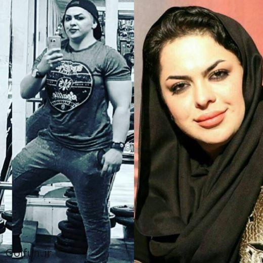 توهین رییس فدراسیون بدنسازی وپرورش اندام به شیرین نوبهاری زن بدنساز ایرانی