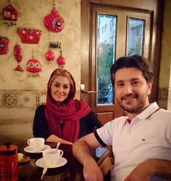 امیرحسین مدرس در دورهمی + بیوگرافی امیرحسین مدرس و همسرانش