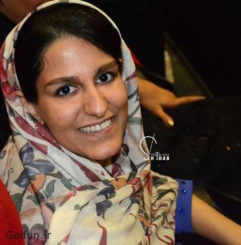 اولین عکس های شهرزاد مدیری دختر مهران مدیری در اکران فیلم ساعت پنج عصر