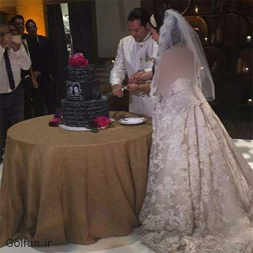 فیلم عروسی حامد نیک پی با خوانندگی ساسی مانکن + تصاویر ازدواج حامد نیک پی