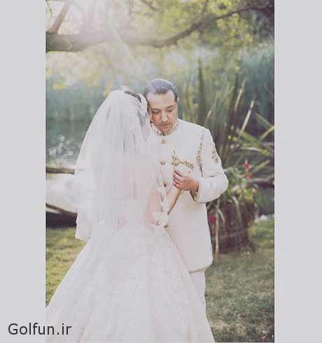 فیلم عروسی حامد نیک پی با خوانندگی ساسی مانکن