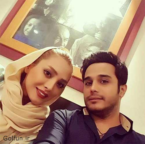 بیوگرافی محمدنوید نادرشاهی و همسرش