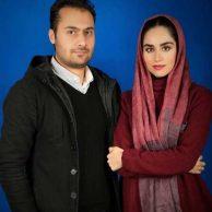 فیلم عروسی بازیگر زن ایرانی و همسرش + بیوگرافی هانیه غلامی و همسرش