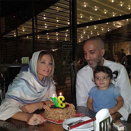 بیوگرافی امیرمهدی ژوله و همسرش