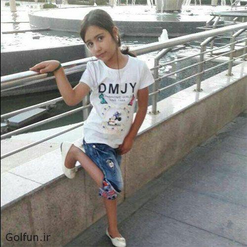ماجرای قتل ملیکا لطفی دختر هشت ساله خوزستانی با پیدا شدن جسد ملیکا لطفی
