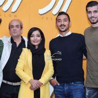جشن تولد ساره بیات با حضور رضا قوچان نژاد + بیوگرافی ساره بیات بازیگر زن ایرانی