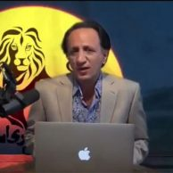ماجرای گروه ری استارت و تشویق محمد حسینی به چالش آتش + فیلم