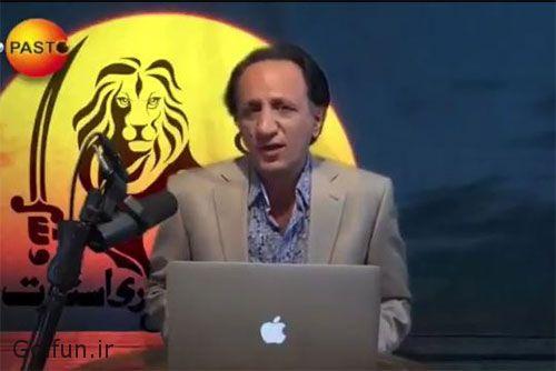 ماجرای گروه ری استارت و تشویق محمد حسینی به چالش آتش