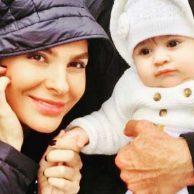 اولین عکس همسر دوم هومن سیدی و دخترش نیل سیدی منتشر شد + بیوگرافی