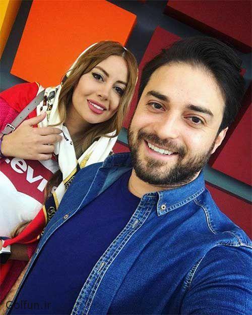 عکس همسران بابک جهابخش خواننده ایرانی
