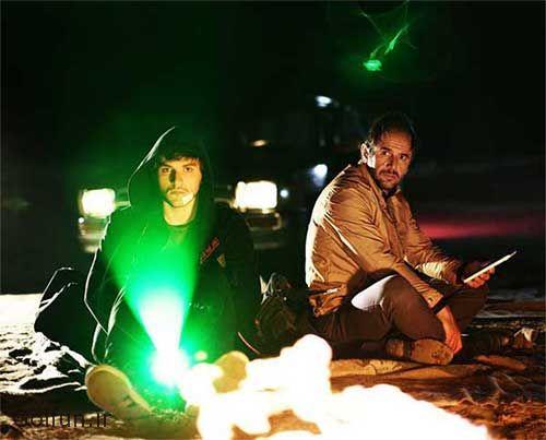 دانلود فیلم شعله ور با بازی امین حیایی