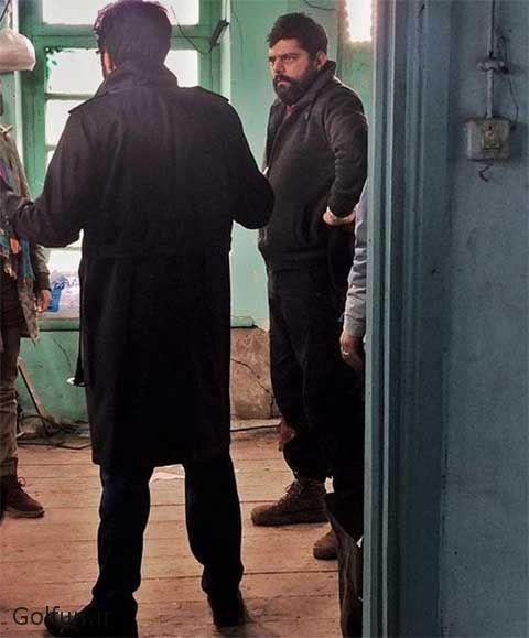 عکس شاهد احمدلو در فیلم مشمشه