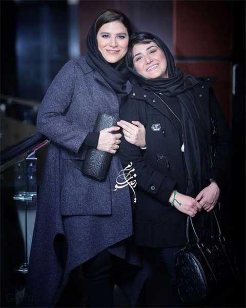 عکس بازیگران در مراسم اکران فیلم عرق سرد سهیل بیرقی + جزئیات فیلم