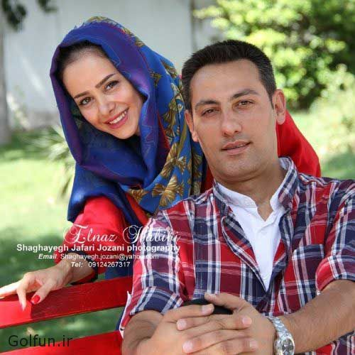 بیوگرافی الناز حبیبی و همسرش با عکس های اینستاگرام الناز حبیبی