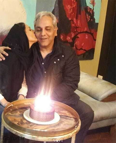 عکس های جشن تولد شهرزاد مدیری