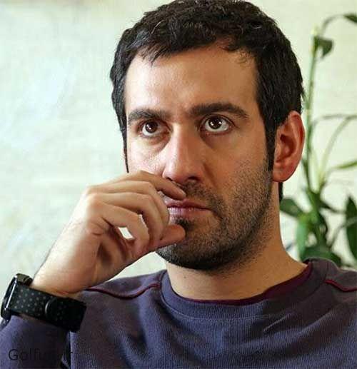 عکس نیما شعبان نژاد در سریال دستت را به من بده