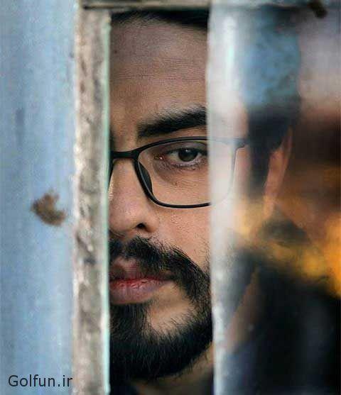 عکس پوریا شکیبایی در فیلم مشمشه