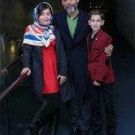 عکسهای حضور بازیگران در مراسم اکران فیلم بمب یک عاشقانه پیمان معادی