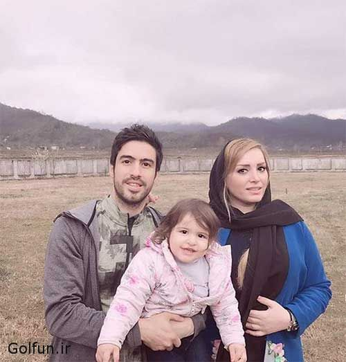 بیوگرافی خسرو حیدری و همسرش با عکسهای اینستاگرام خسرو حیدری