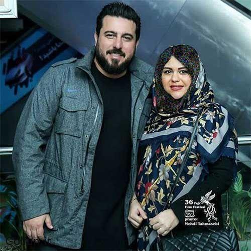 بیوگرافی محسن کیایی و همسرش + عکس های اینستاگرام محسن کیایی بازیگر