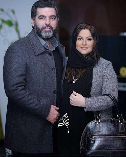 بیوگرافی عاطفه فلاحی همسر مصطفی کیایی با عکس همسر مصطفی کیایی